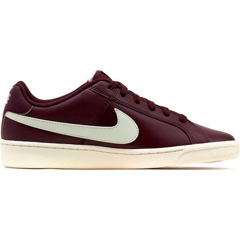 Nike Nike Court Royale GUINDA / BLANCO Para caminar
