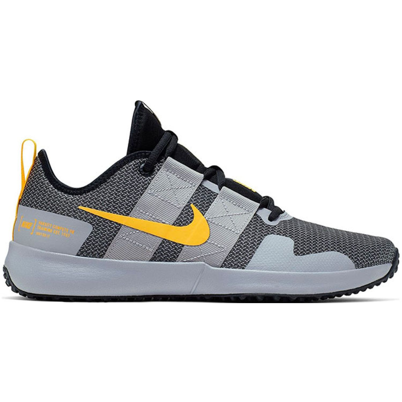 Nike nike varsity compete tr 2 Gris / amarillo Hombres
