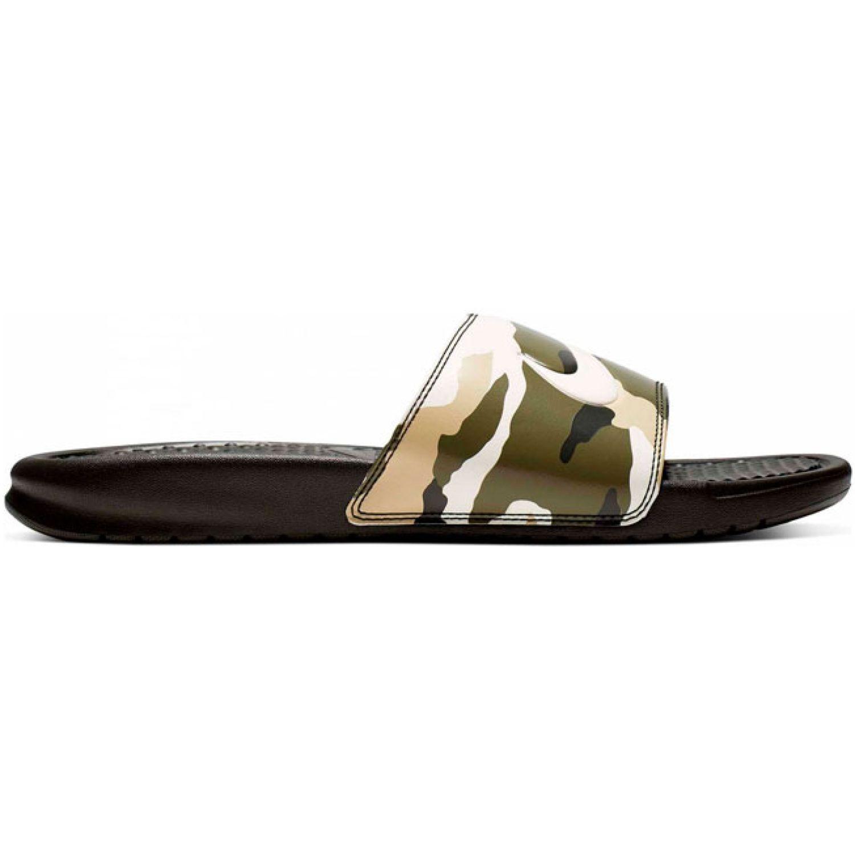 Nike BENASSI JDI PRINT Camuflado Sandalias y chanclas deportivas