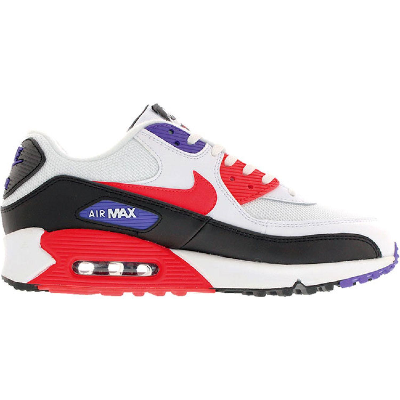 Nike nike air max 90 essential BLANCO / VARIOS Walking