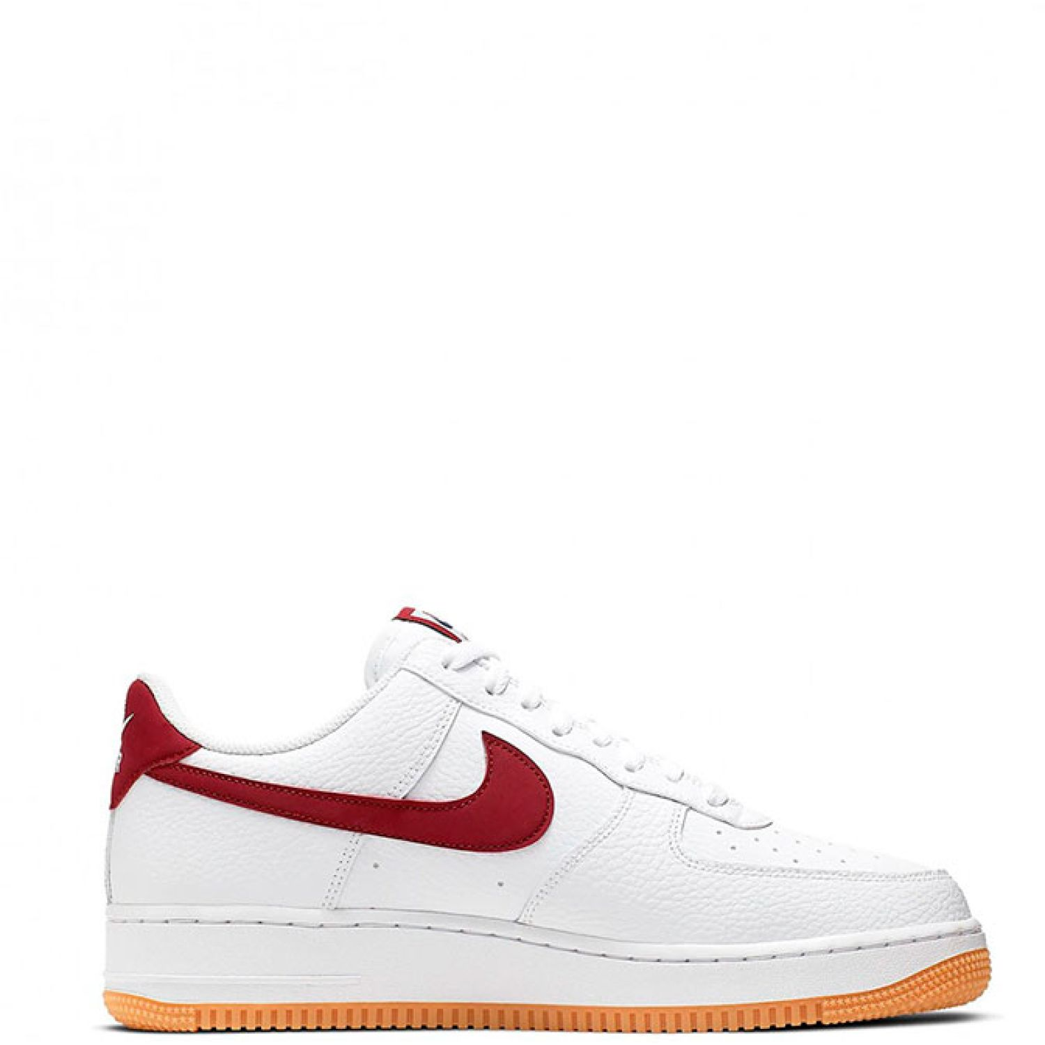 Nike air force 1 07 2fa19 Blanco / rojo Walking