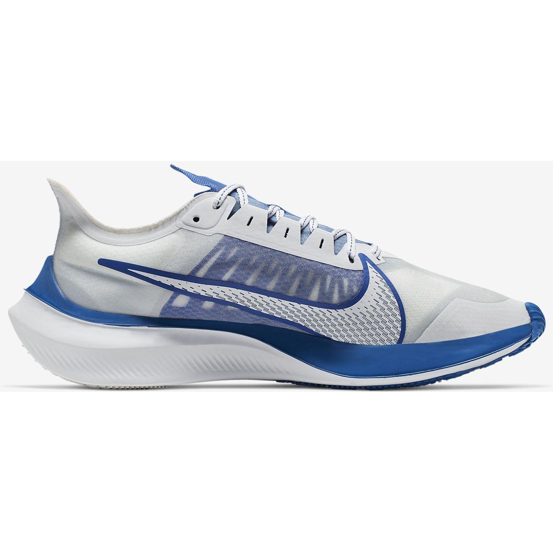 Nike nike zoom gravity Gris / azul Trail Running