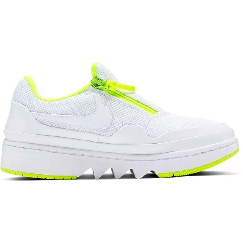 Nike W Air Jordan 1 Jester Xx Low Blanco / amarillo Hombres