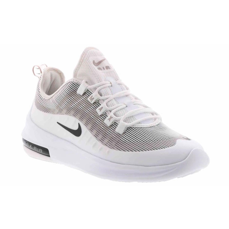 Nike nike air max axis prem Blanco / gris Walking ...