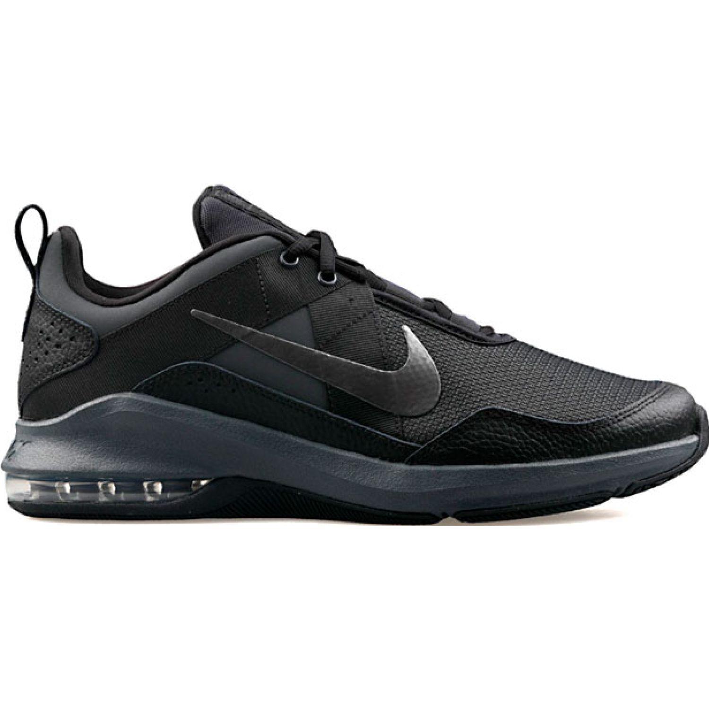 Nike nike air max alpha trainer 2 Negro / plomo Hombres