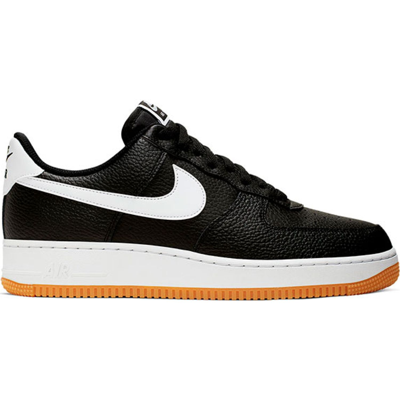 Nike air force 1 '07 2fa19 Negro / blanco Walking