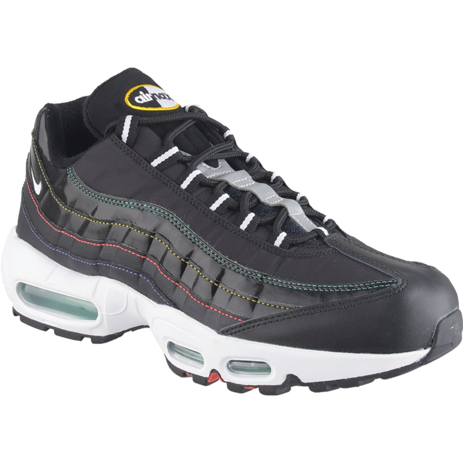 Nike nike air max 95 se Negro / verde Walking | platanitos.com