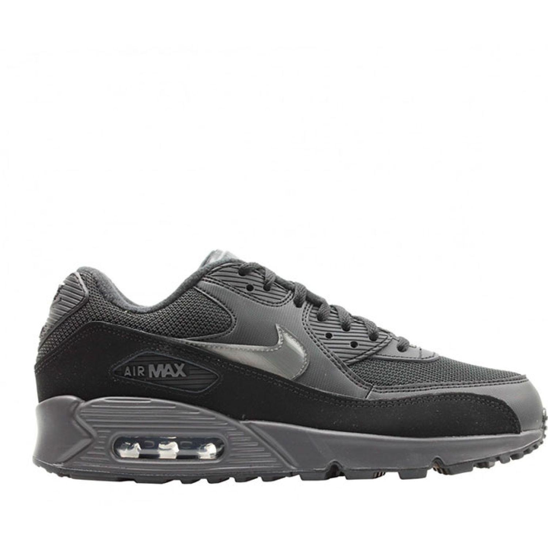 Nike nike air max 90 essential Negro / plomo Walking