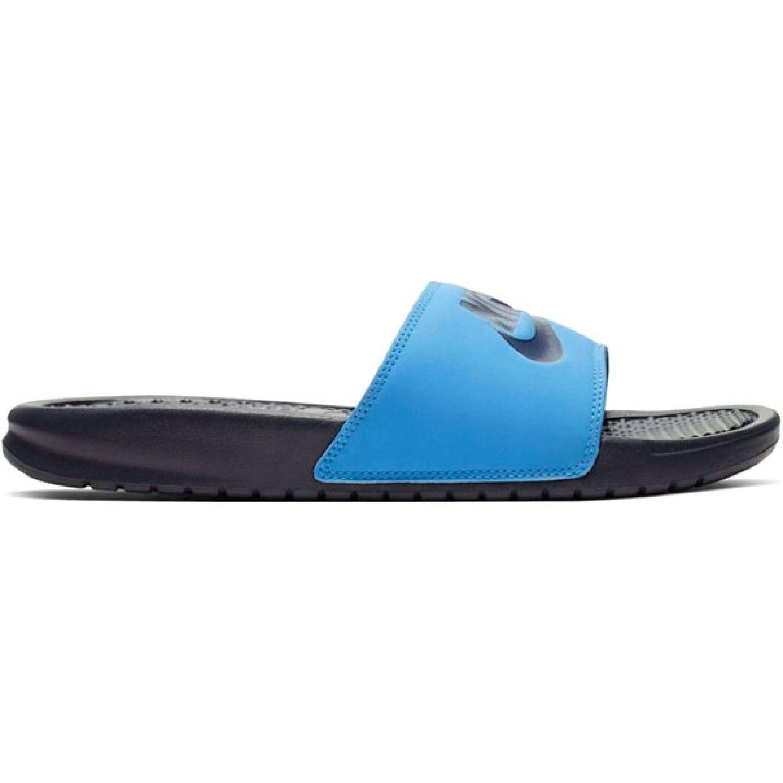Nike Benassi Jdi Navy / Azul Sandalias deportivas y slides