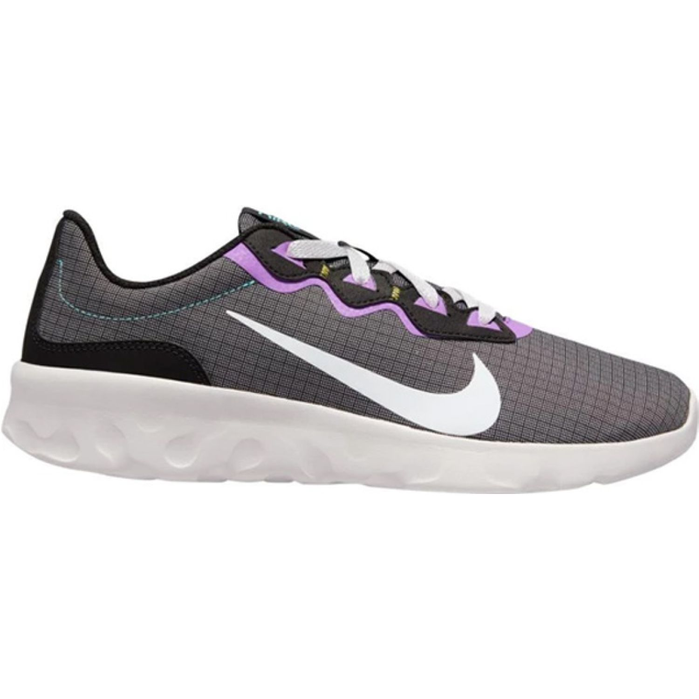 Nike nike explore strada Gris / morado Walking