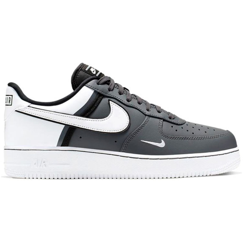 Nike air force 1 '07 lv8 2fa19 PLOMO / BLANCO Walking
