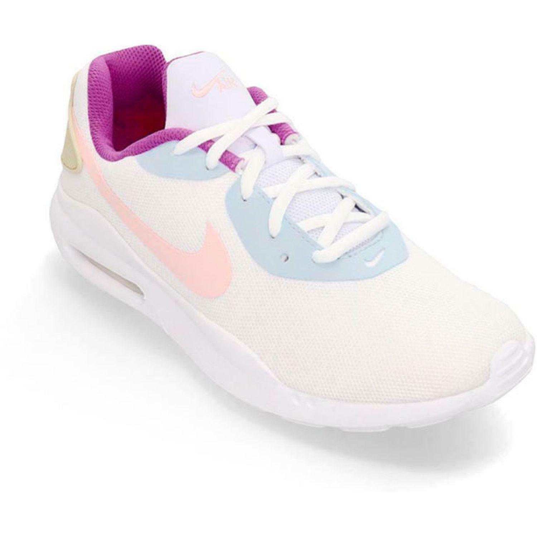 Nike wmns nike air max oketo BLANCO / VARIOS Walking
