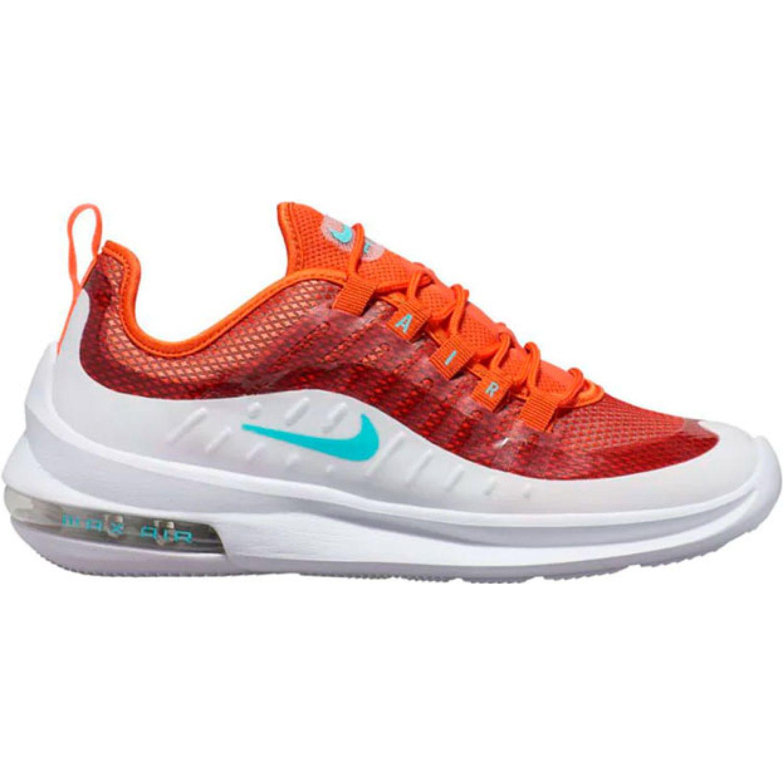 Nike wmns nike air max axis prem Naranja / blanco Walking