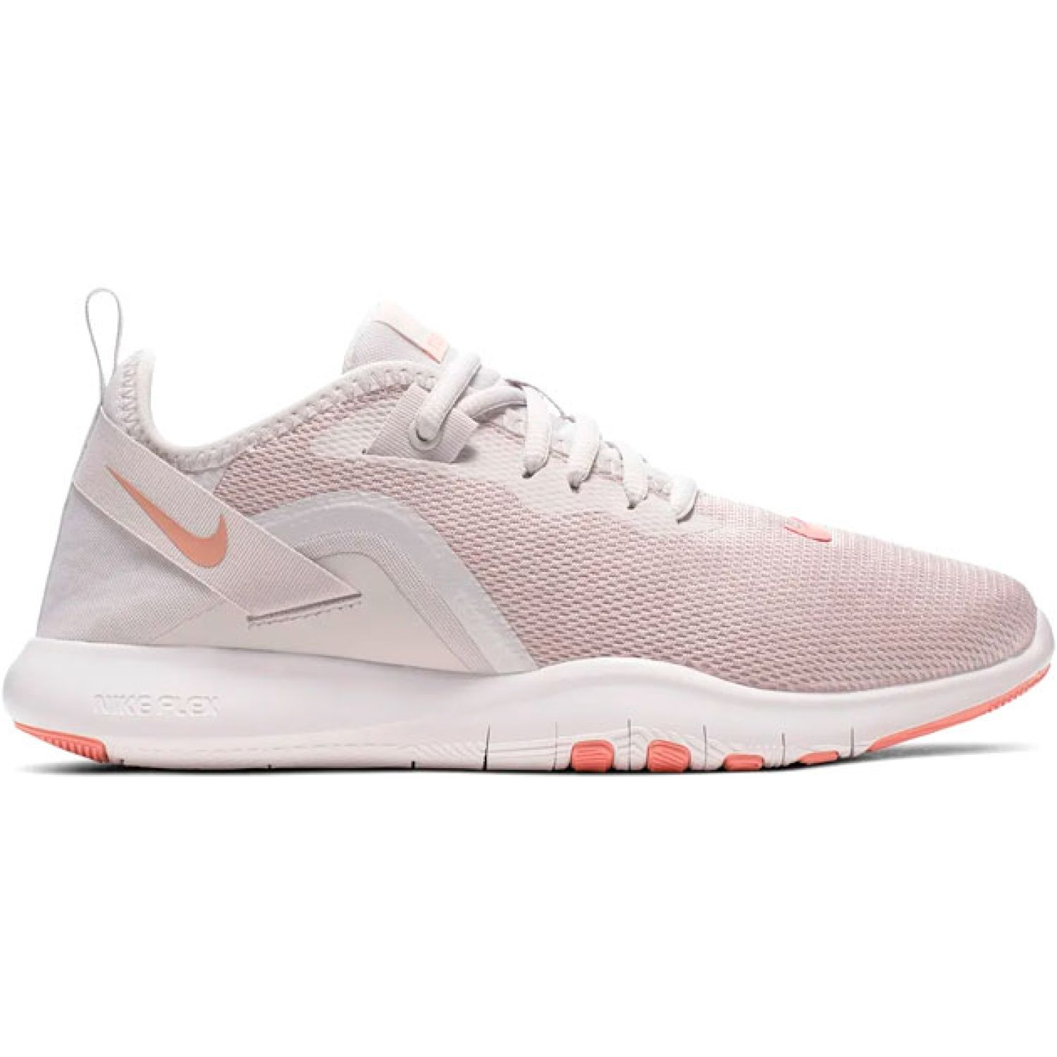 Nike WMNS NIKE FLEX TRAINER 9 MELON / GRIS Mujeres