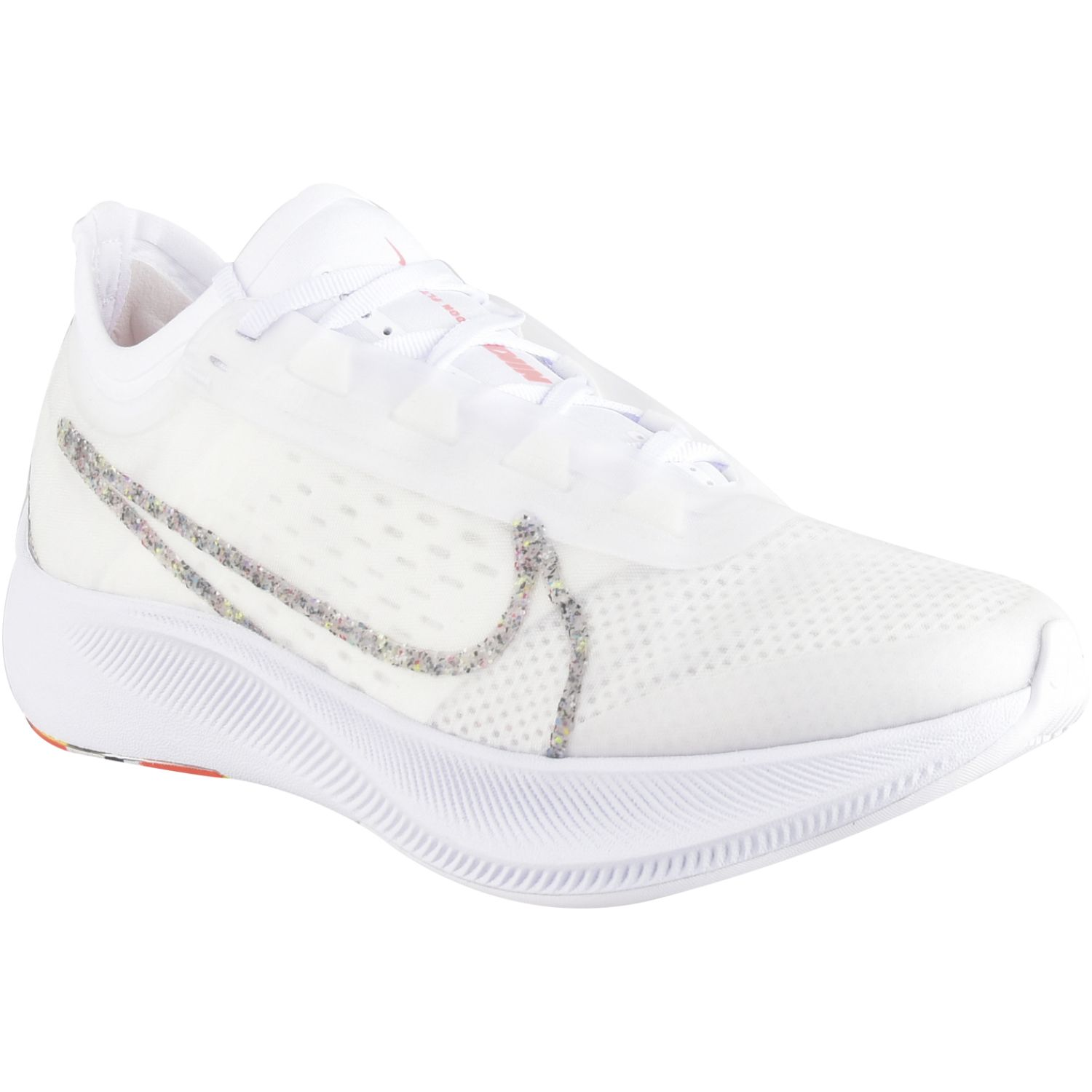 Nike wmns zoom fly 3 aw Blanco Trail Running