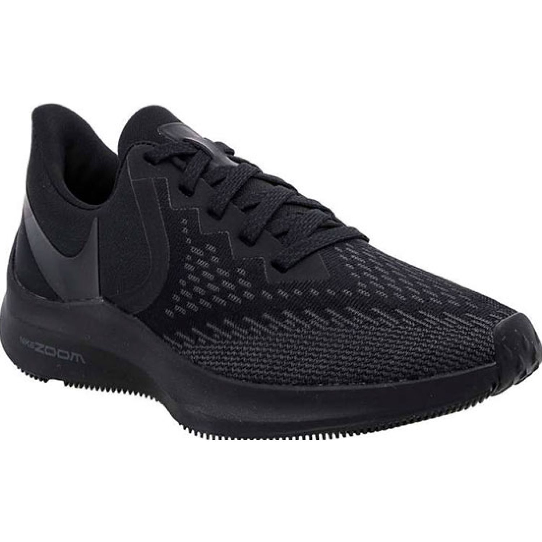 Nike wmns nike zoom winflo 6 Negro Trail Running