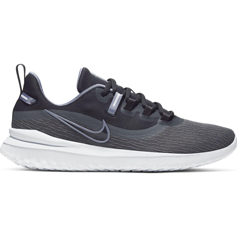 Nike wmns nike renew rival 2 PLOMO / BLANCO Trail Running
