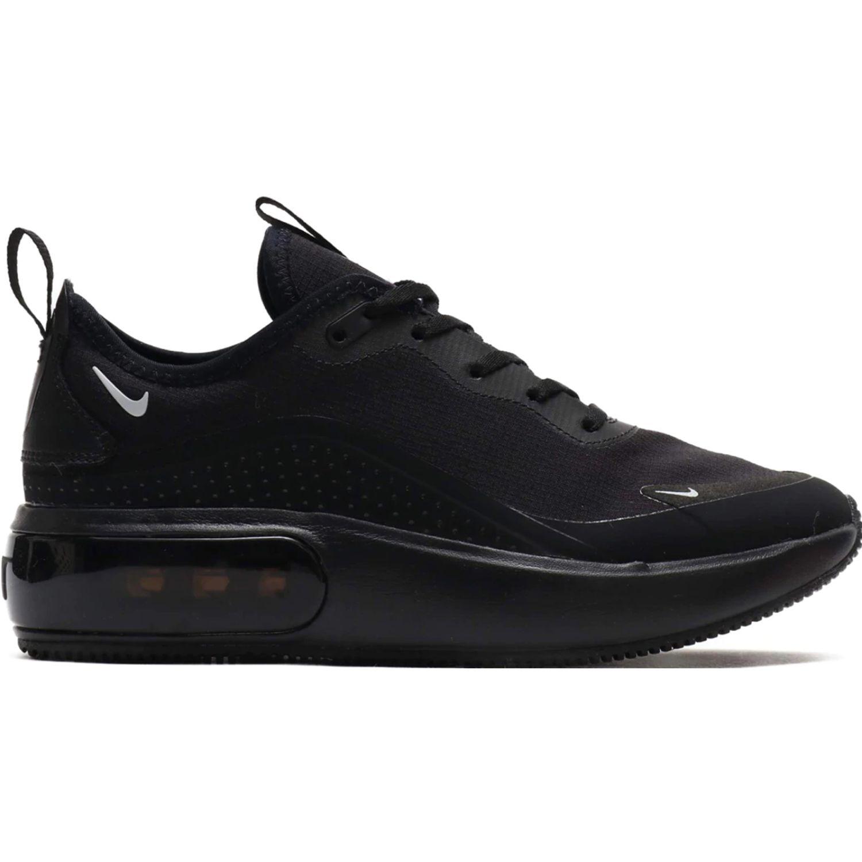 Nike w nike air max dia Negro Walking