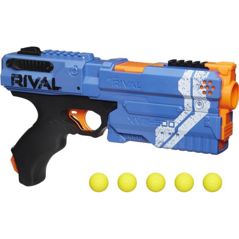 NERF ner rival kronos xviii 500 Azul Las pistolas de agua, Blasters y maduradores