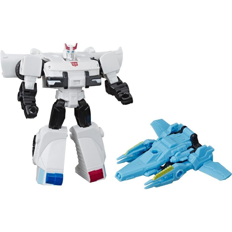Transformers TRA CYBERVERSE SPARK ARMOR PROWL Varios Figuras de Acción