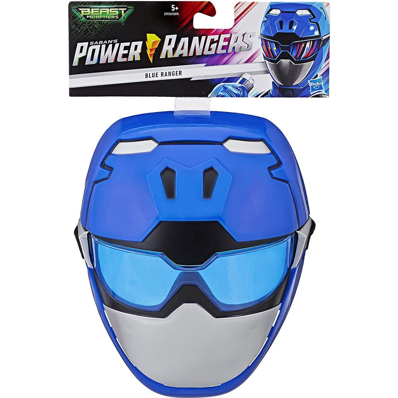 POWER RANGERS Prg Bmr Ranger Mask Azul Antifaces