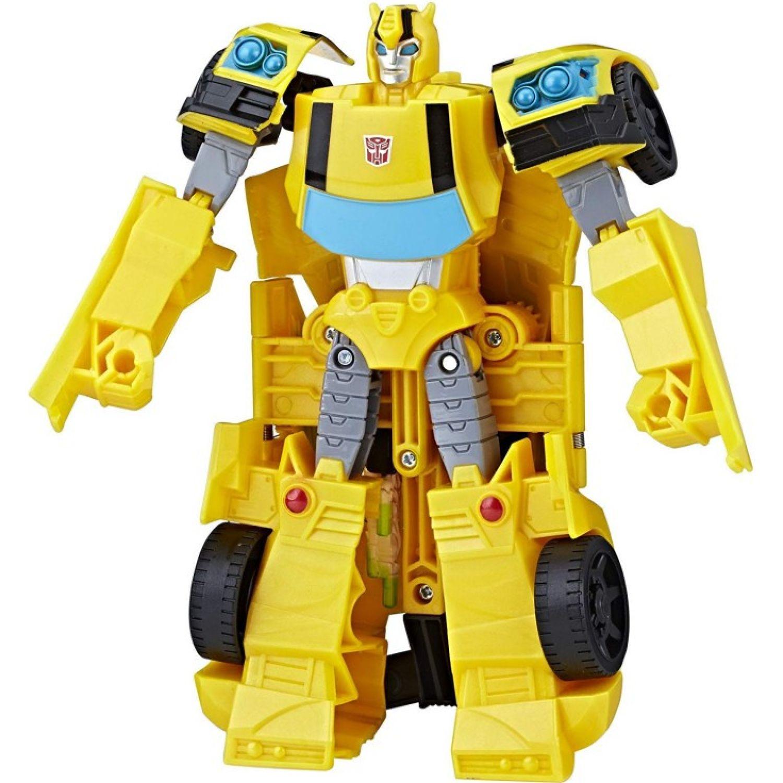 Transformers tra cyberverse ultra bumblebee Varios Figuras de acción