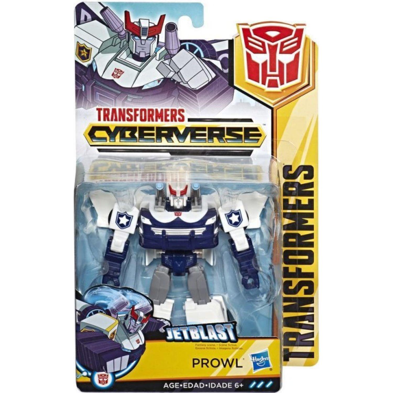 Transformers tra cyberverse warrior prowl Varios Figuras de acción