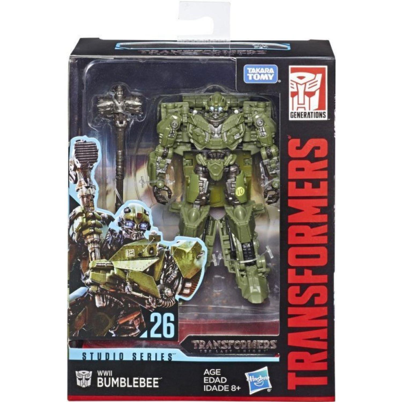 Transformers TRA GEN STUDIO SERIES DELUXE WWII BB Varios Figuras de acción