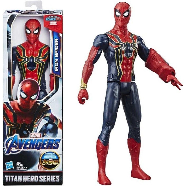 Avengers avn titan hero movie iron spider Varios Figuras de acción