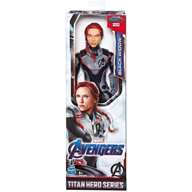 Avengers avn titan hero movie black widow Negro Figuras de acción