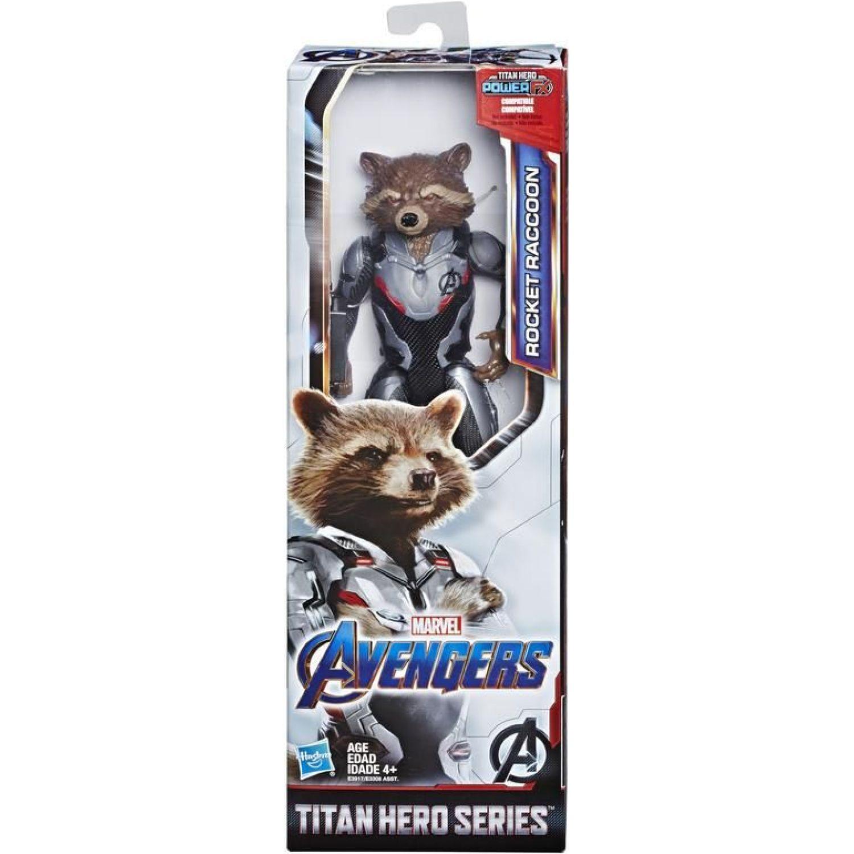 Avengers avn titan hero movie rocket Varios Figuras de acción