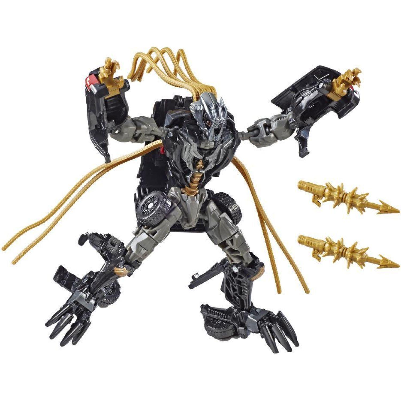 Transformers tra gen studio series deluxe crankcase Varios Figuras de acción