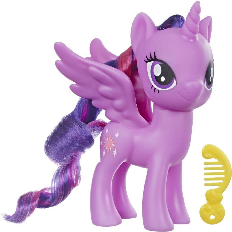 My Little Pony MLP 6 INCH TWILIGHT SPARKLE Varios Animales de peluche y los osos de peluche
