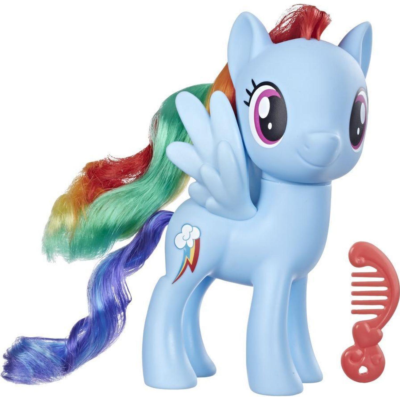 My Little Pony mlp 6 inch rainbow dash Varios