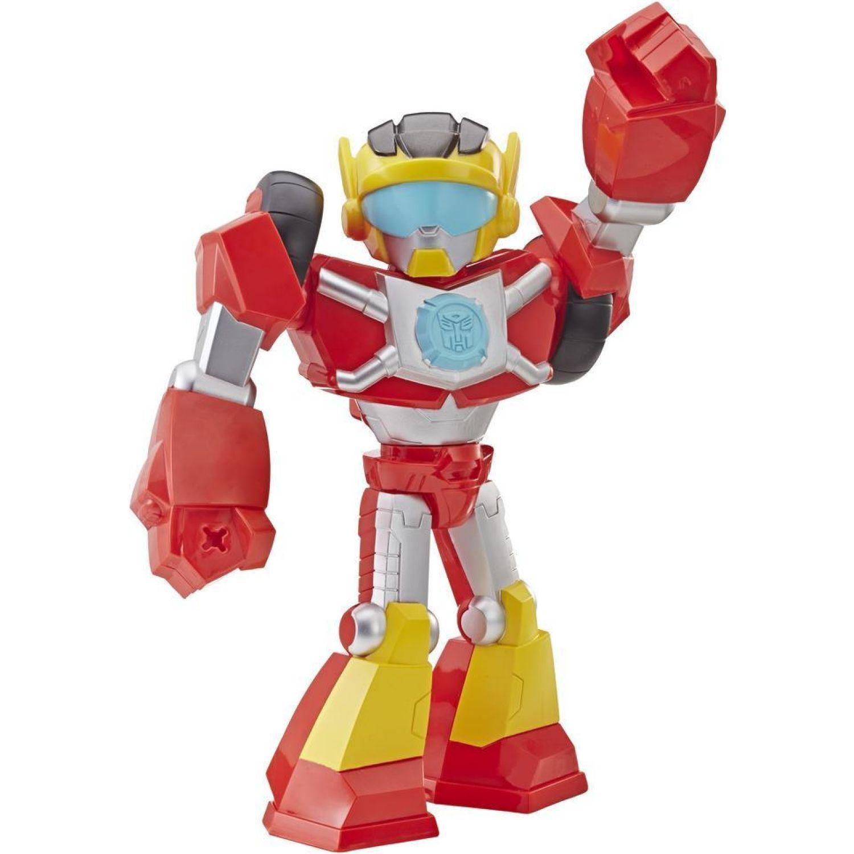 Transformers TRA RBT MEGA MIGHTIES HOT SHOT Varios Figuras de Acción