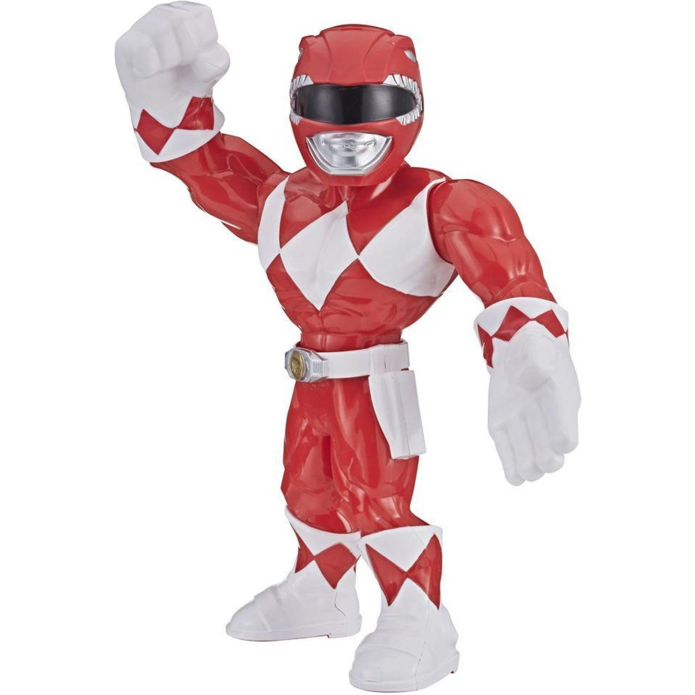 POWER RANGERS Prg Psh Mm Ranger Rojo Figuras de acción