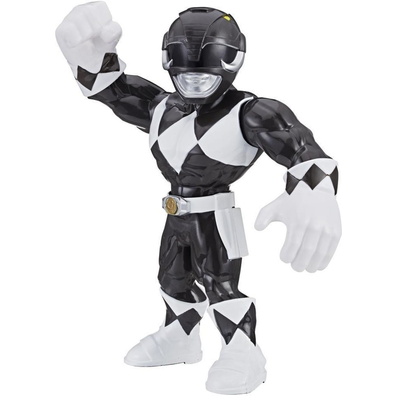 POWER RANGERS Prg Psh Mm Ranger Negro Figuras de acción