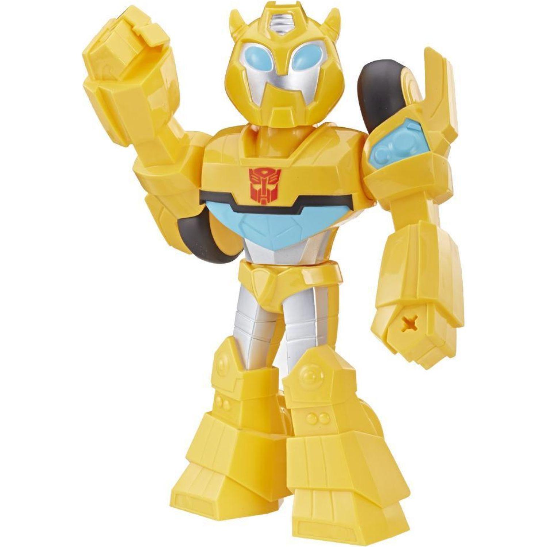 Transformers TRA RBT MEGA BUMBLEBEE Varios Figuras de Acción
