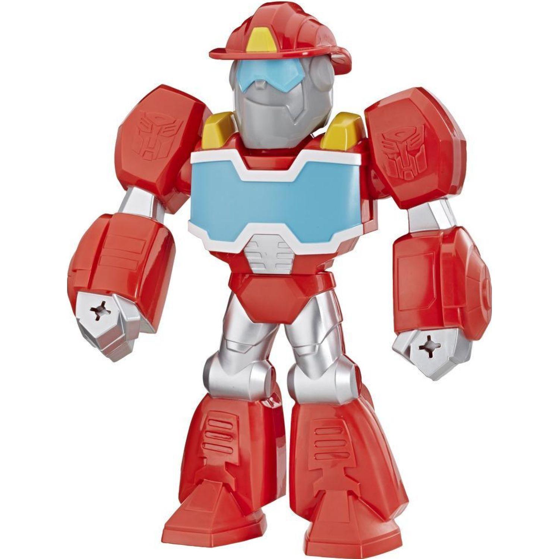 Transformers Tra Rbt Mega Heatwave Varios Figuras de Acción