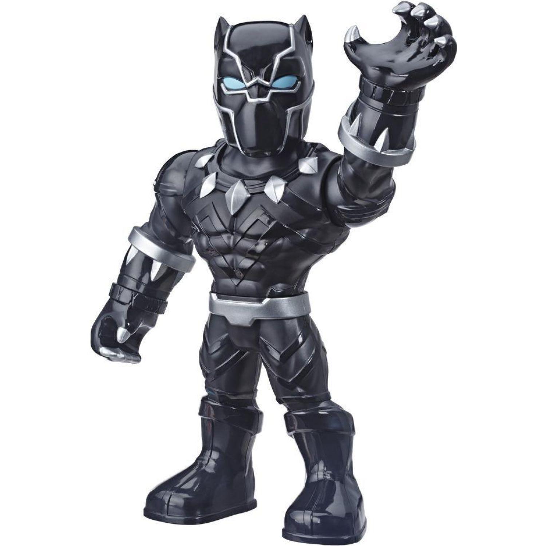 PANTERA NEGRA Sha Mega Black Panther Negro Figuras de Acción