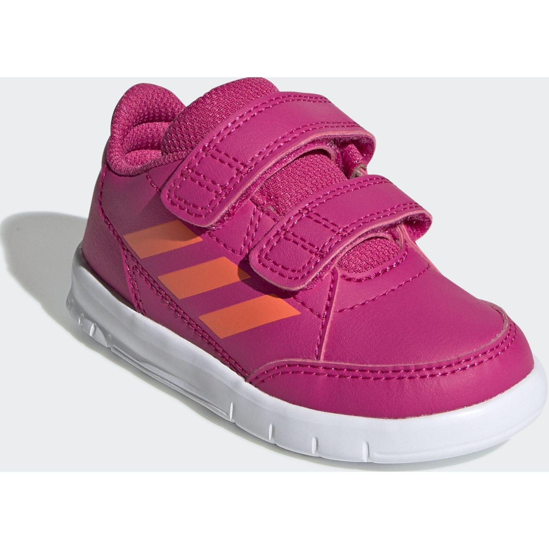 Adidas altasport cf i Fucsia / naranja Chicas