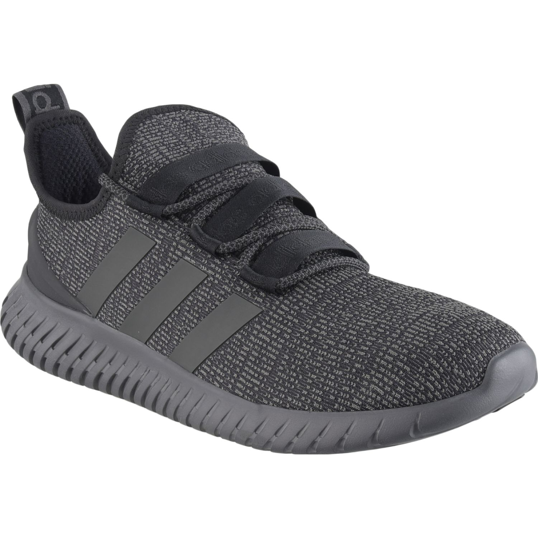Adidas kaptir Negro / negro Running en pista