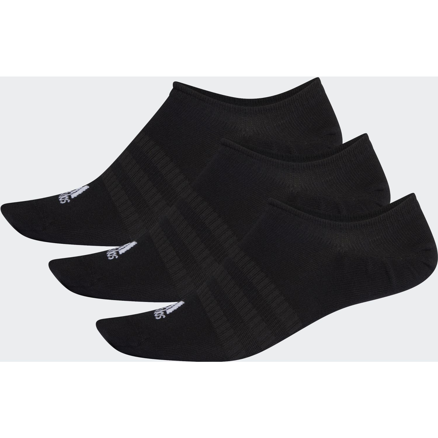 Adidas LIGHT NOSH 3PP Negro Calcetines