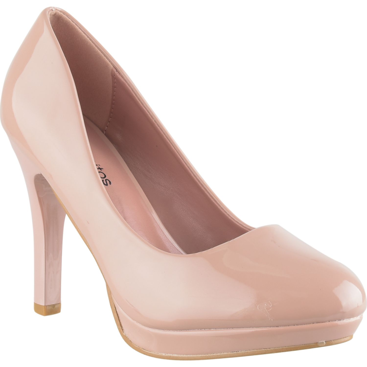 Platanitos cvp 4551 Rosado Estiletos y Pumps