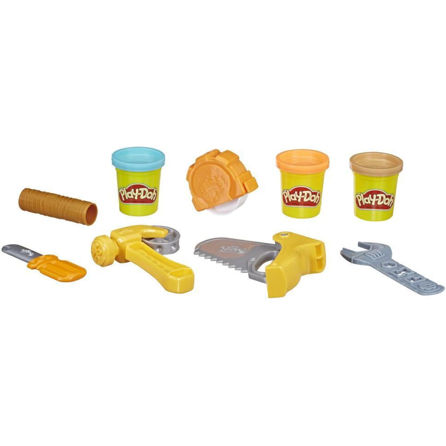 PLAY-DOH PD TOOLIN AROUND SET Varios Palitos para moldear y esculturas