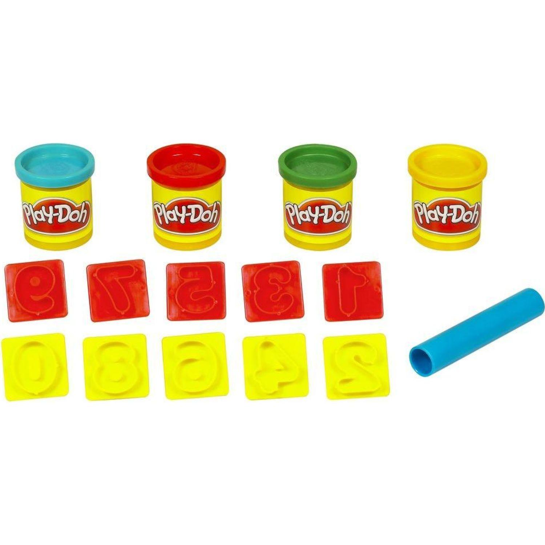 PLAY-DOH Pd Mini Counting Bucket Varios Modelado y Escultura