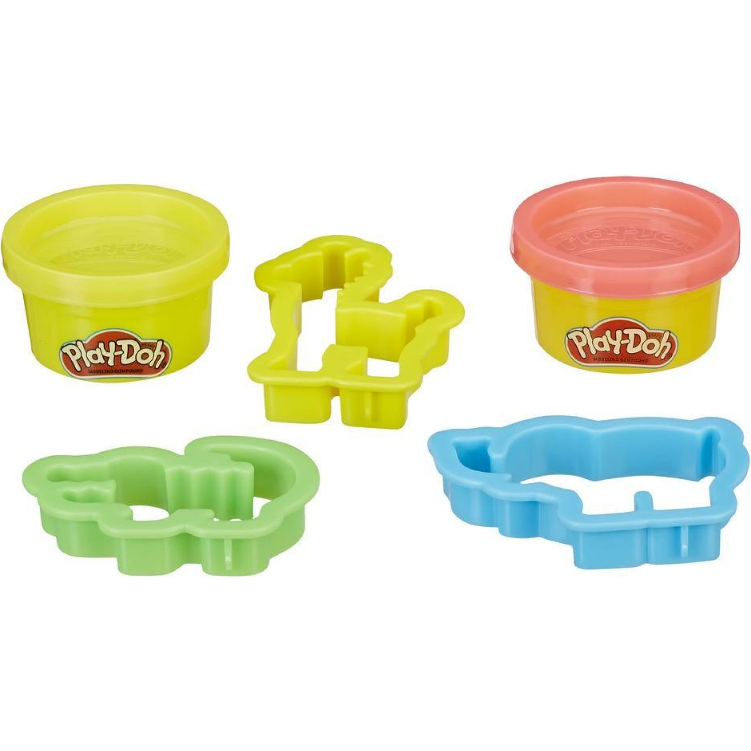 PLAY-DOH pd project storm animal shapes Varios Palitos para moldear y esculturas