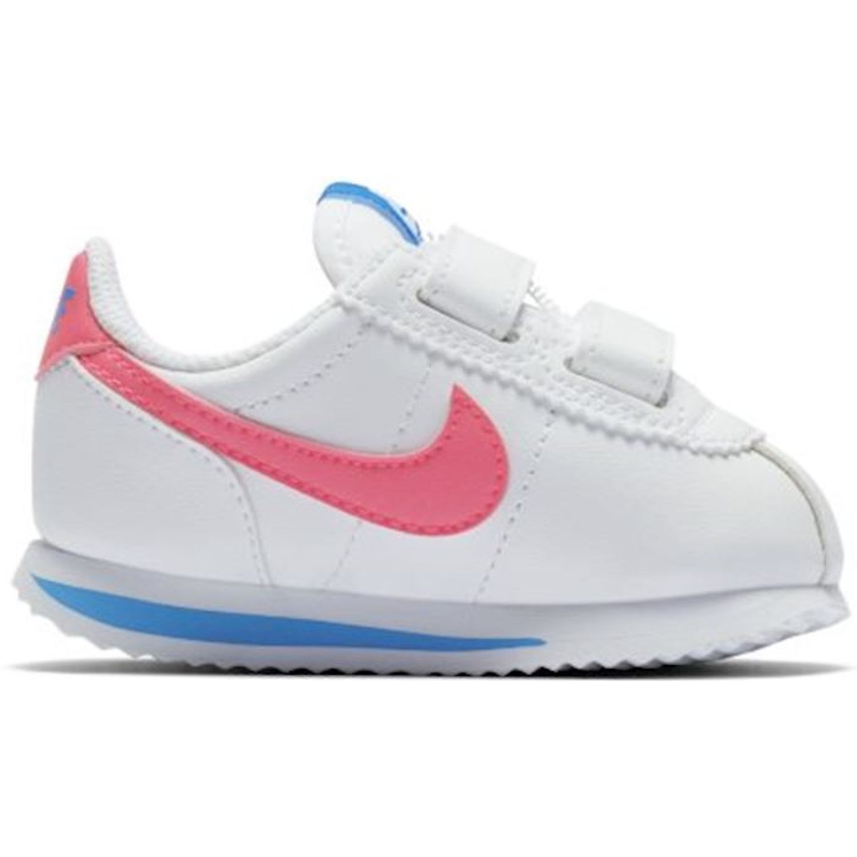 Nike nike cortez basic sl Blanco / coral Walking