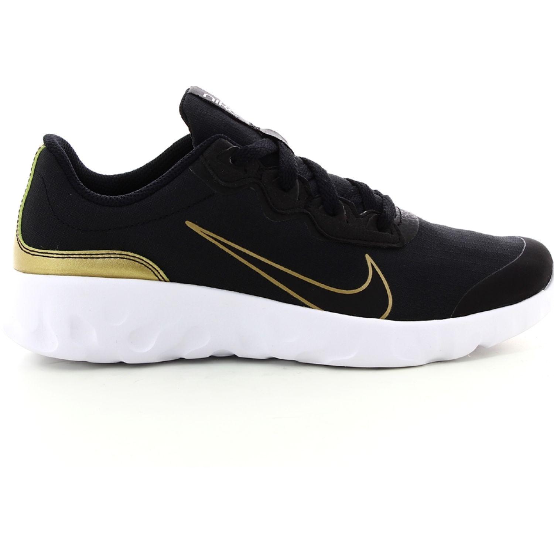 Nike nike explore strada Negro / dorado Walking