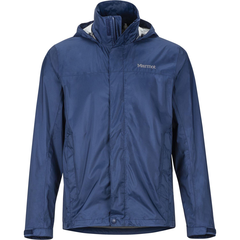 Casacas de Hombre Marmot Azul precip eco jacket